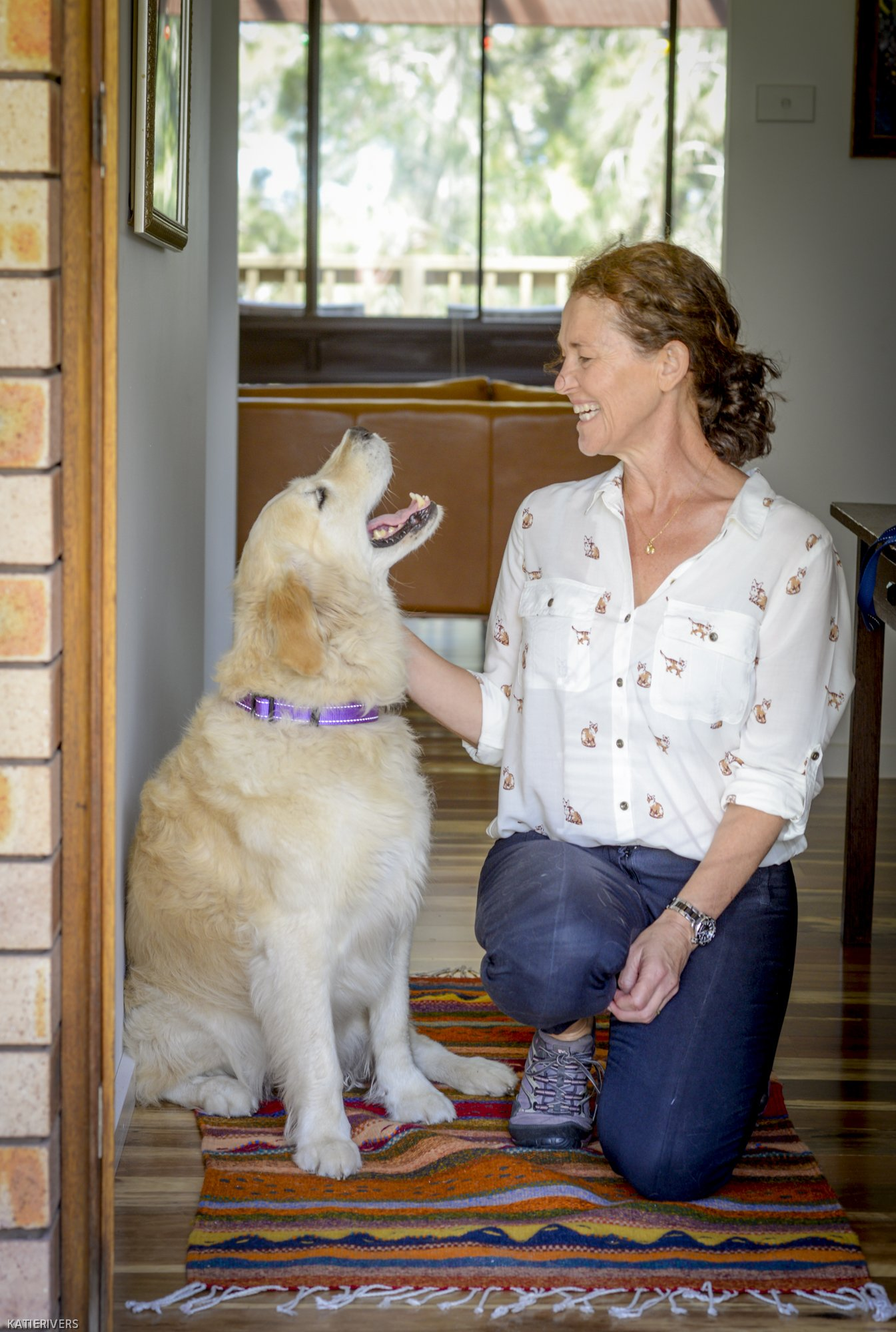Dr. Glynis Kuipers is an experienced vet and animal carer, living and working on the South Coast of New South Wales.